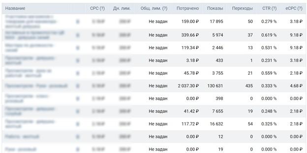 Кейс: Как продвигать товарку в узкой нише с бюджетом более 550 000 рублей, изображение №15