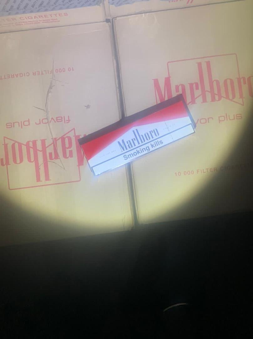 Под Таганрогом через границу пытались провезти 30 тысяч пачек сигарет на 4 млн рублей